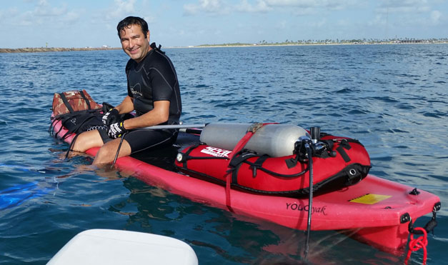 Paddle Boards for Spearfishing [Archive] - Spearboard com