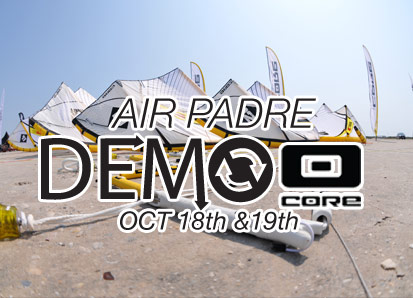 Air Padre Core Kites Demo