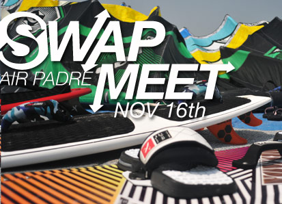Air Padre Kiteboarding Swap Meet