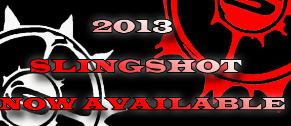 Slingshot 2013 Now Available
