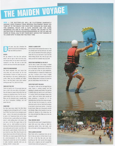 Grom and Monte Creating a Safe Launch in Kiteworld Article