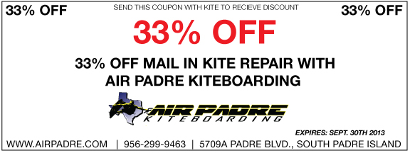 kite repair coupon