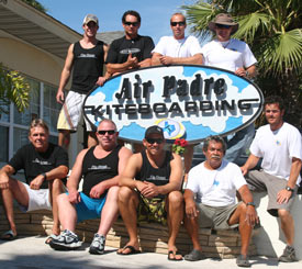 Air Padre Kiteboarding - About Us