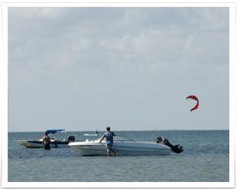 South Padre Island Kiteboarding Camps - Learn to Kiteboard