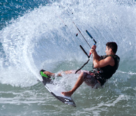 Take Kitesurfing Lessons on South Padre