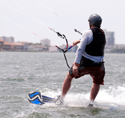 SPI Private Kiteboard Lessons