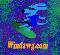 Windawg kiteboarding event coverage