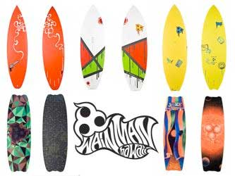 2011 Wainman Hawaii Kite and Surf Boards