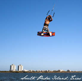 Best Place in the World to Kiteboard - South Padre Island, Texas