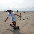 Air Padre Kite Landboarding Lessons and Rentals on South Padre Island, Texas