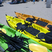 Kayaking Rentals on South Padre Island
