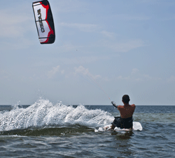 Kiteboarding Holiday on South Padre Island