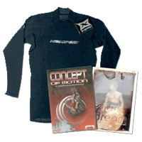 Neosport Top and Kiteboarding Dvds