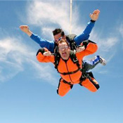 Skydiving South Padre Island