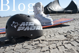 New Air Padre Kiteboarding Blog