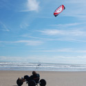 Trainer Kite Buggy South Padre Island
