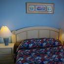 queen sized bed in south padre island condo rentals