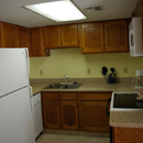 Kitchen view south padre island condominium shares