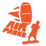 Air Padre Rider Sticker