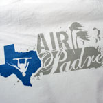 Air Padre Kiteboarding Windy Palms T-Shirt