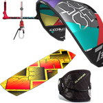 Complete Beginner Plus Kiteboard Equipment Package