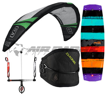 Slingshot Kiteboarding Closeout Kite Package