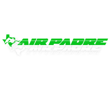 Air Padre Kiteboarding Logo Sticker