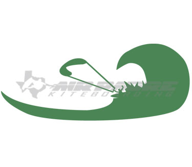 Kiteboarding Decal