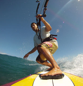 Instructors and Team | Air Padre Kiteboarding
